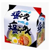 一番5食包麵 鹽味 (100gX5)