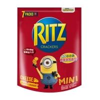 RITZ麗滋 迷你餅乾 起司口味 (7包X33g)