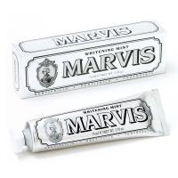 義大利MARVIS牙膏【亮白薄荷】75ml