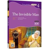 (Cosmos)The Invisible Man(Grade 4)2nd Ed.(25K經典文學改寫讀本+寂天雲隨身聽APP)