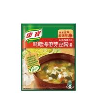 康寶濃湯-味噌海帶芽豆腐湯(2入)