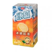 《泰山》冰鎮紅茶300ml 6入
