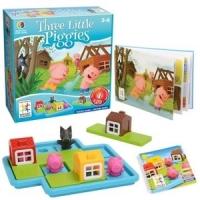 (He Yi Innovation) Three Little Pigs
