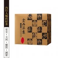 金品茶集 掌中情 高山烏龍茶 300g環保盒裝