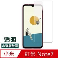 Redmi NOTE7 Transparent HD Non-Full Version Anti-scratch Protection Sticker