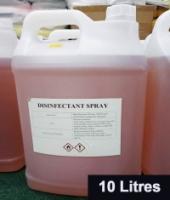 Disinfectant Spray Big Bottle [10 Litres] Disinfection Liquid Antivirus Antibacteria (Ready Stock)