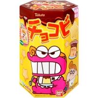 BANDAI 可愛怪獸布丁風味餅-附貼紙 (18g)