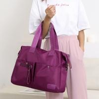 My Destiny Korean Wave Fashion-Large Capacity Waterproof Bag Crossbody Bag 65060 (Purple)
