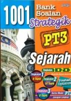 (PEP PUBLICATIONS SDN BHD)1001 BANK SOALAN STRATEGIK SEJARAH TINGKATAN 1.2.3 PT3 2021