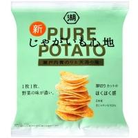 湖池屋 PURE POTATO海苔薯片 (58g)