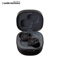 (Audio-Technica)Audio-Technica ATH-SQ1TW True Wireless Headset-Black Bluetooth Headset Bluetooth True Wireless Headset