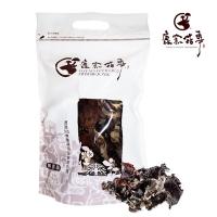 【鹿窯菇事】無農藥黑面白背乾木耳125g