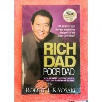 【Ready Stock】Rich Dad Poor Dad