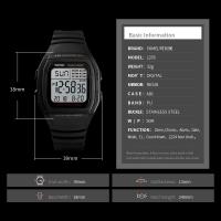 [LOCAL SELLER] SKMEI 1278 Men's Women's Digital Sport Watch