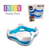 🔥M'SIA STOCK] Free PUMP Intex Family Pool -Kolam Mandi Keluarga / INTEX POOL with pump/ swimming pool/ adult children
