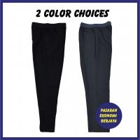 SELUAR SLEK WANITA 9118#/ SELUAR SLEK/ SELUAR PANJANG WANITA/ SELUAR SLEK LICIN/ FEMALE LONG PANTS/ FORMAL LONG PANTS