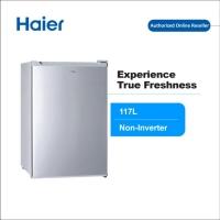 Haier (124L) 1 Single Door Refrigerator Peti Ais   HR-135H