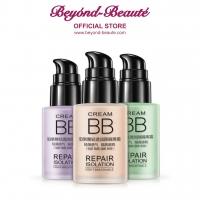 BIOAQUA Repair Isolation Makeup BB Cream - Natural / Green / Purple (Net Wt: 30g)