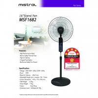 """MISTRAL 16"""" Stand Fan - MSF1682"""