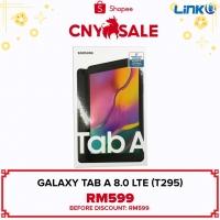 [READY STOCK] Samsung Galaxy Tab A 8.0 2019 LTE Tablet (T295) - Original 1 Year Warranty by Samsung Malaysia