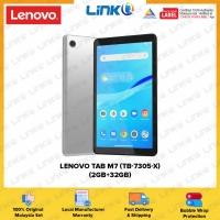 Lenovo Tab M7 / TB-7305-X (2GB RAM + 32GB ROM) 4G Tablet - Original 1 Year Warranty by Lenovo Malaysia