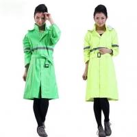 Beautiful ladies raincoat
