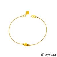 (Jovegold)Jove Gold 漾 Gold Pure Gold Bracelet