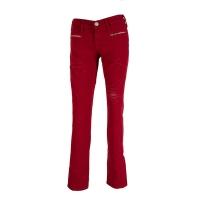(truereligion)[United States True Religion] female VICTORIA pipe tube tannin pants - red