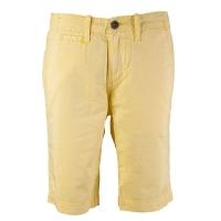 (truereligion)[United States True Religion] male CHINO slim straight shorts - yellow