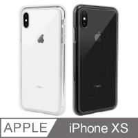 Switcheasy Crush iPhone XS / X shock-absorbing DROP phone case (black)