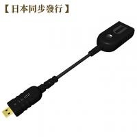 CAMKA HD1402AD standard HDMI (A) receptacle ─Micro HDMI (D) a plug adapter