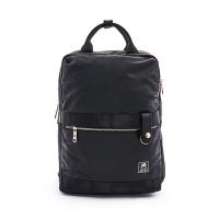 (sharpei)SharPei Shar Pei-Silent Movement-Hedonistic Retro Backpack-Camouflage Black [SP02-010]