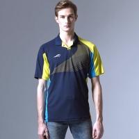 (SAIN SOU)Holy hand cool polo shirt T26808-02-M