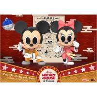 Hot toys COSB693 Kung Fu Mickey Kung Fu Minnie Set
