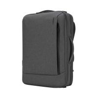 (Targus)Targus Cypress EcoSmart 15.6-inch Three-Purpose Environmental Backpack-Rock Grey (TBB58702)