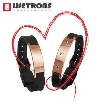 (Lifetrons)Lifetrons Rose Gold Germanium Health Bracelet (combo set)