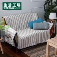 Cozy Lakeside Waterproof Sofa Cushion-Double-Life Workshop