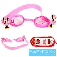 (disney)BabyPark Kids Style Swimming Goggles-Minnie