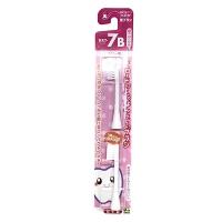 (minimum)Japan minimum electric toothbrush replacement brush head baby BRT-7B (2 in)