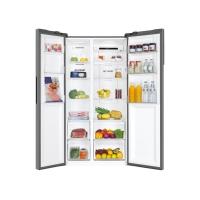 Haier 569L HSR3918FNPG Side By Side Twin Inverter Fridge Freezer/Refrigerator/Peti Sejuk