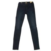 (truereligion)[United States True Religion] Women's HALLE low-rise slim-fit cigarette jeans-AXDD
