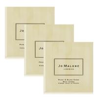 Jo Malone 牡丹與胭紅麂絨潤膚乳霜(5ml)X3-百貨公司貨
