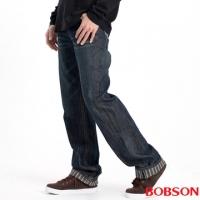 (BOBSON)[Within] BOBSON men stripe Straight (1737-53)