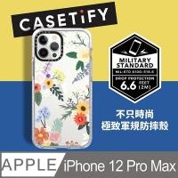 Casetify iPhone 12 Pro Max Impact Resistant Protective Case-Ellie Garden
