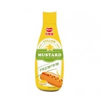 Kagome Yellow Mustard Sauce Soft Bottle (290g)