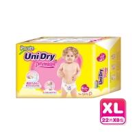 Youli Pants Baby Pants-type Diaper Super Edition Girls Edition XL22 pcs x8 packs/carton
