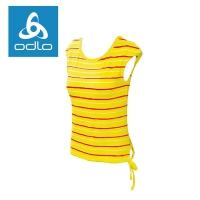 (odlo)[Swiss ODLO] Women's Sleeveless Tops 502151 (Mustard Yellow) 970000