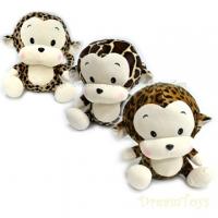 12-inch tread monkey doll hair