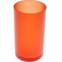 VERSA 玻璃漱口杯(橘230ml)