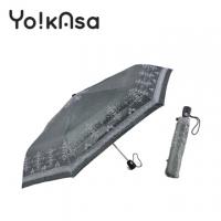[Yo!kAsa] Elegant Baroque Automatic Opening and Folding Umbrella-Green